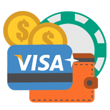 About Using Visa for Online Gambling
