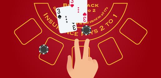 Blackjack Split