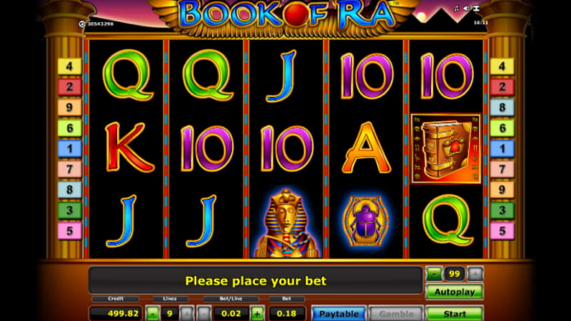 Book Of Ra Play For Real Money