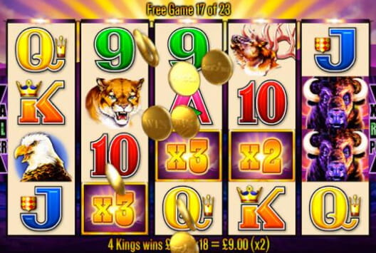 play buffalo stampede slot machine online free