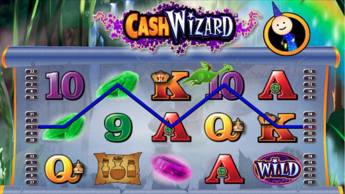 Cash Wizard Slot Machine Online
