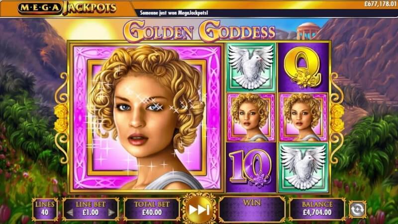 Golden Goddess Slot Tips