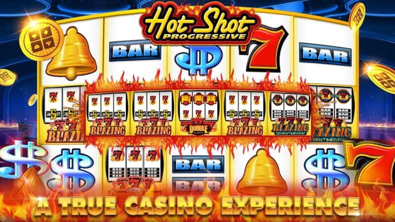 Free Slot Hot Shot
