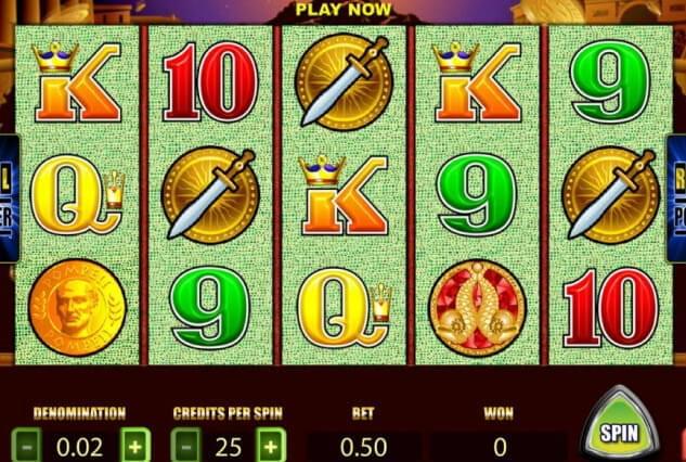windsor casino box office Slot Machine