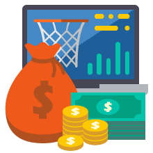 Spread in betting basketball games internet off track betting