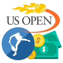 US Open Gambling