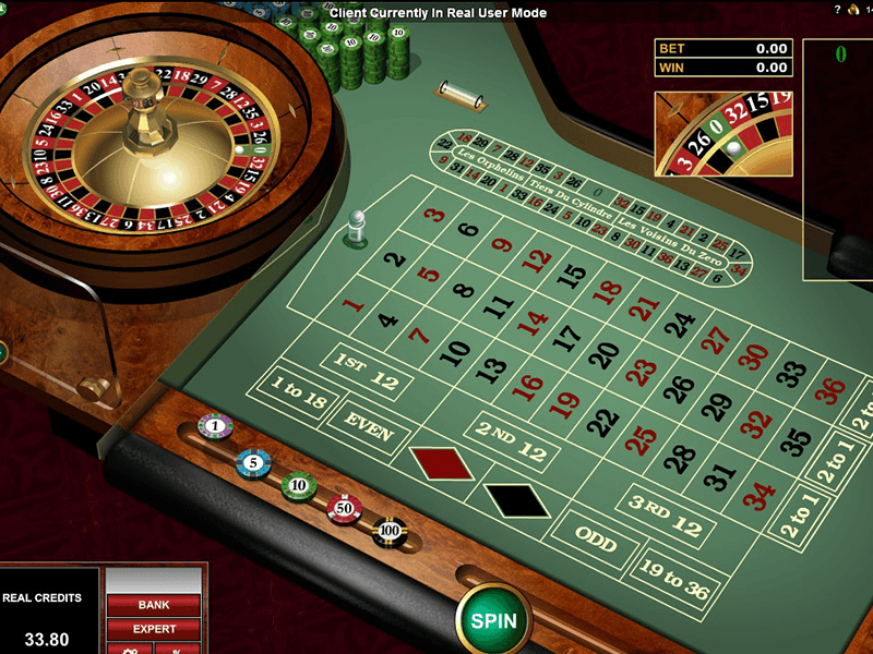 32red - European Roulette Gold