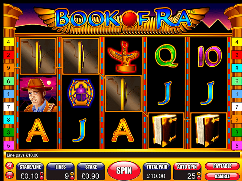 Indio - Slots Game The Book Of Ra