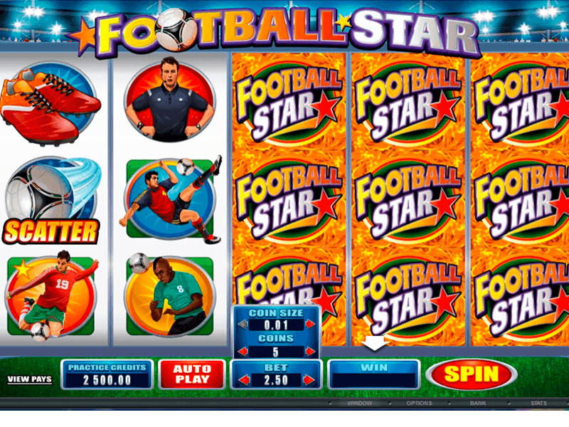 Luckynugget - Football Stars