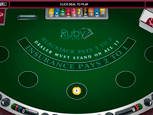 Rubyfortune - Blackjack Table View