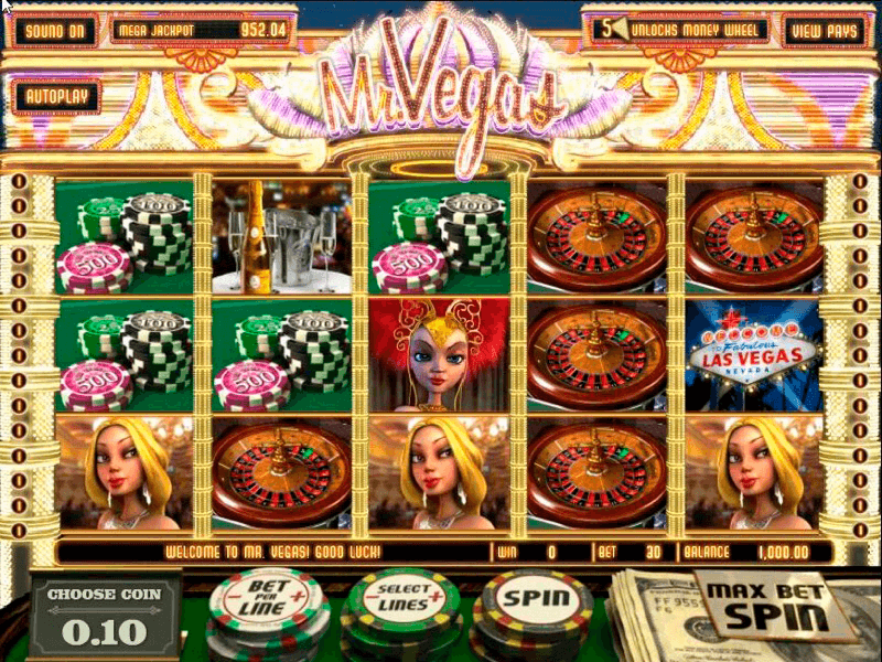 My Vegas Slots Review