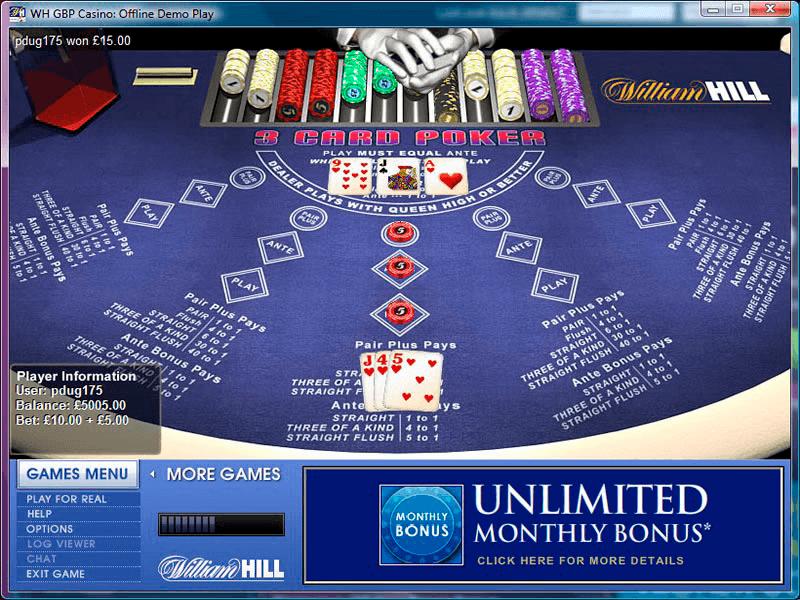 William Hill Casino Online Uk