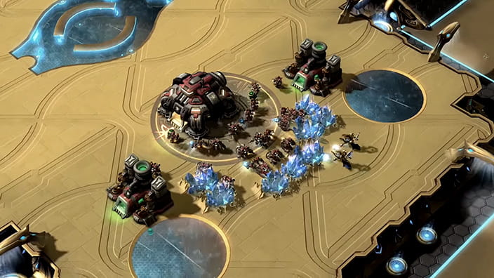 StarCraft II: Legacy of the Void - Gameplay