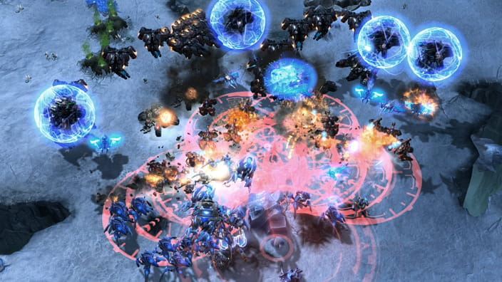 StarCraft II: Wings of Liberty - Gameplay