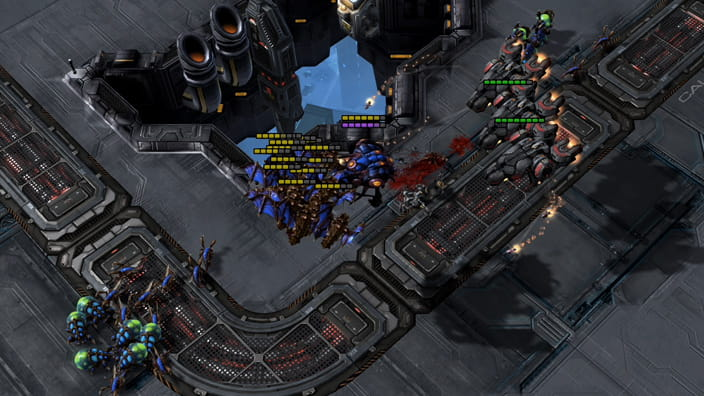 Gameplay - StarCraft II