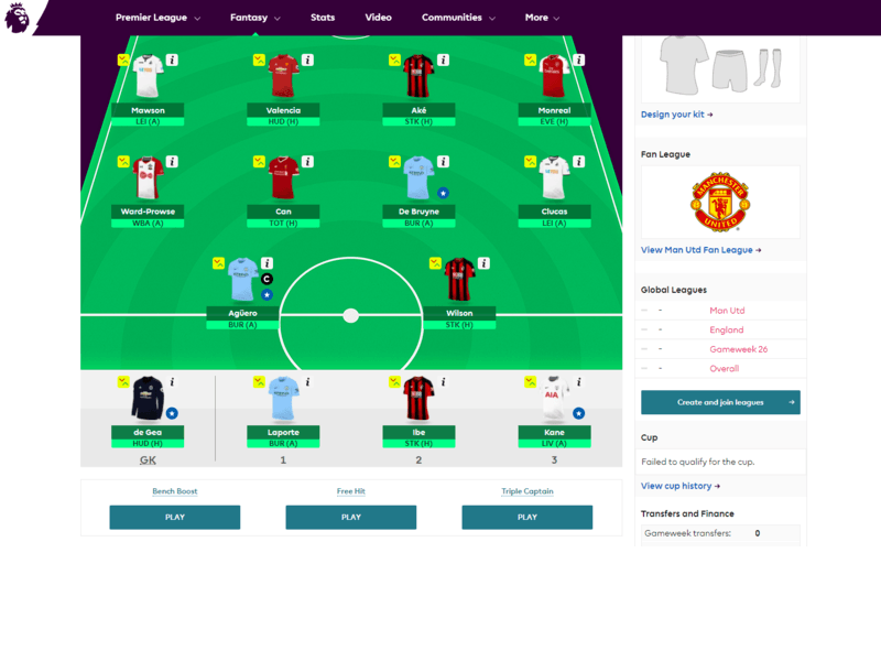 Fantasy Premier League Review 2019 - The Official Fantasy Game
