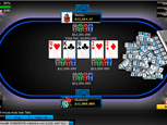 888 Poker - Poker Table Two