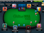 Williamhill Poker - Poker Table View