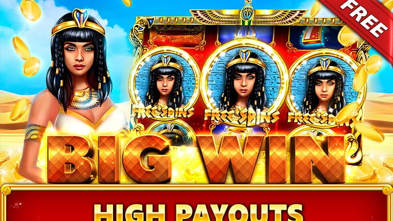 Cleopatra - Slots Big Wins