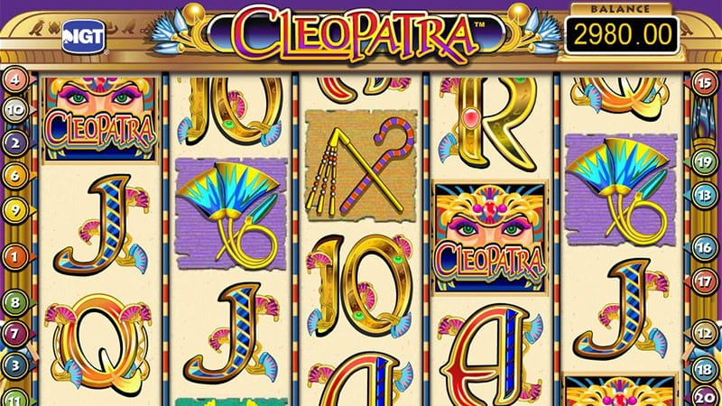 Cleopatra - Slots On Mobile Apps
