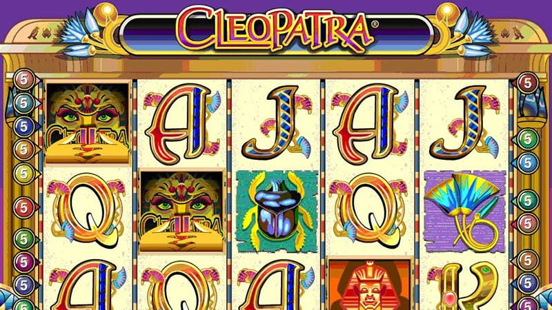 Cleopatra - Slots On Tablet Apps