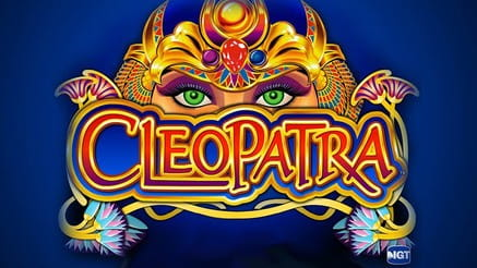 Cleopatra - Slots Welcome Screenshot