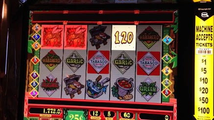Tabasco - Slots Combination