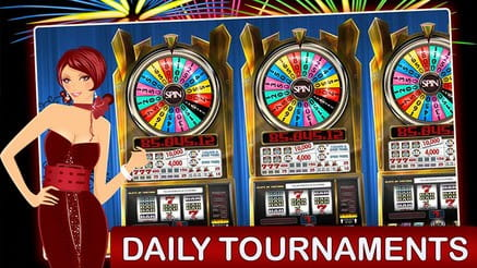 Wheel Of Fortune - Daily Tournamets