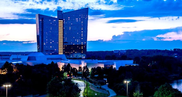 Foxwoods and Mohegan Sun Connecticut joint venture