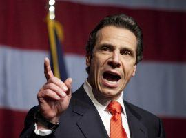 Governor Andrew Cuomo has asked a state gaming board to reconsider recommending a fourth casino for upstate New York. (Image: Getty Images)