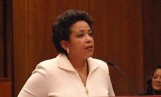 Loretta E. Lynch