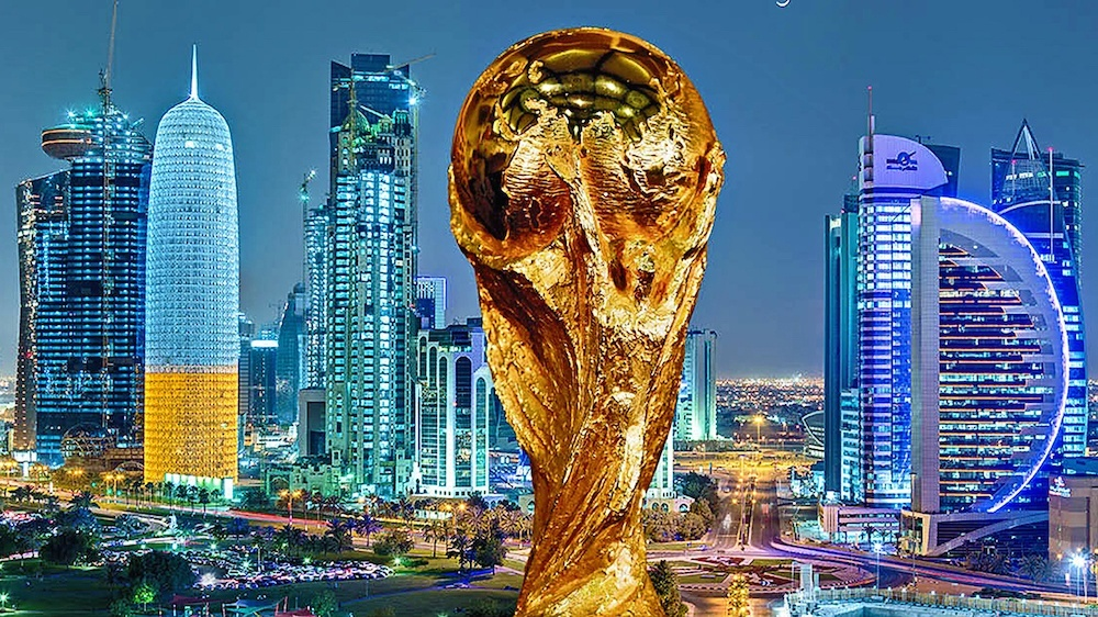 Qatar 2022 World Cup working conditions controversy