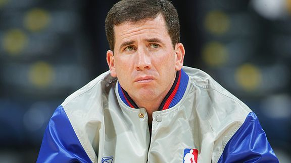 Tim Donaghy NBA official organized crime sports betting