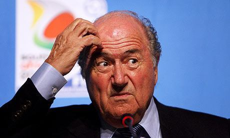 FIFA Sepp Blatter resignation soccer corruption World Cup