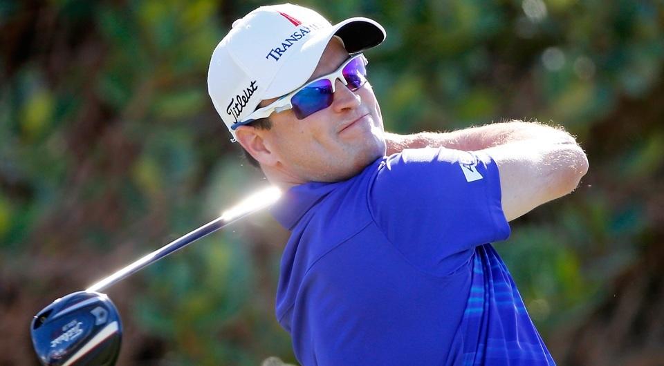 Zach Johnson British Open playoff