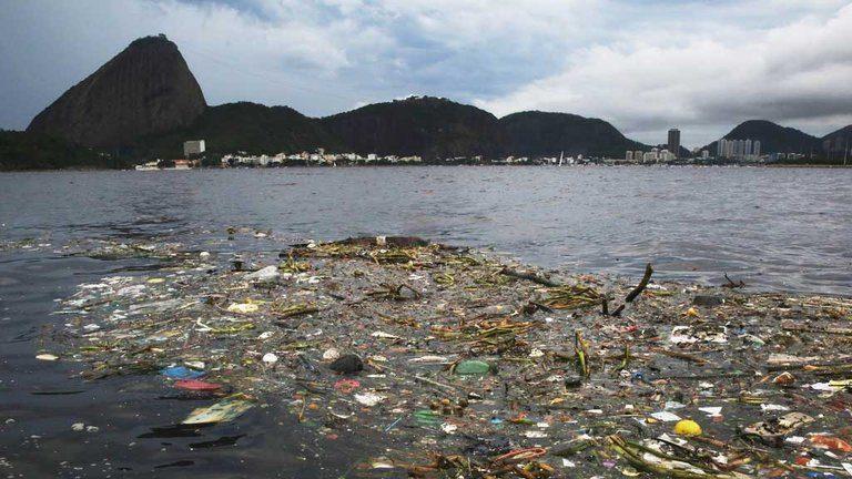 Rio de Janeiro toxic water