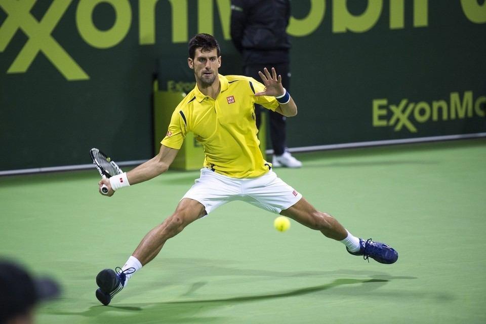 tennis match-fixing Novak Djokovic
