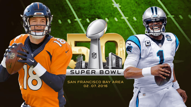 Las Vegas odds Super Bowl 50