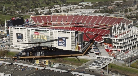 Super Bowl Security Tightened to Unmatched Levels Despite Any Known Threats