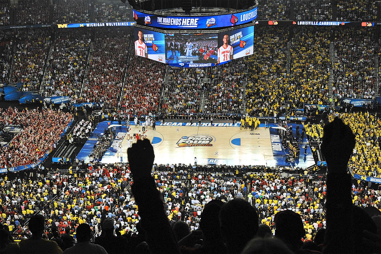 March Madness daily fantasy sports