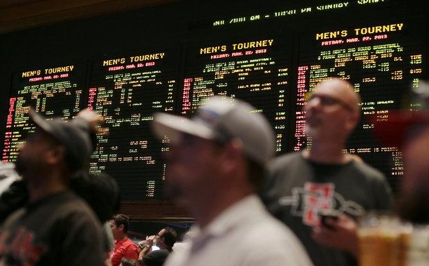 sports betting American Gaming Association