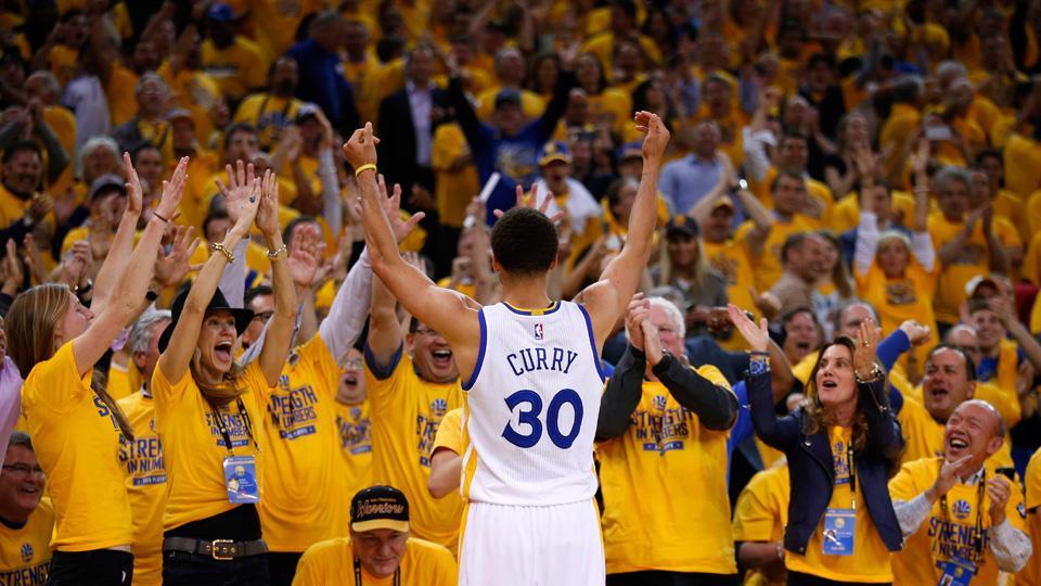 Las Vegas sportsbooks Stephen Curry