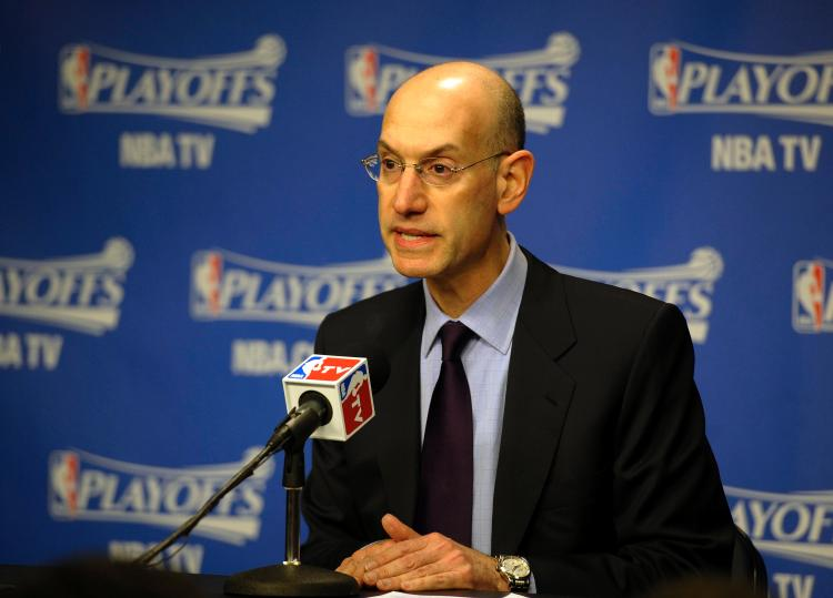NBA Commissioner Adam Silver Calls for Legalized Sports Betting