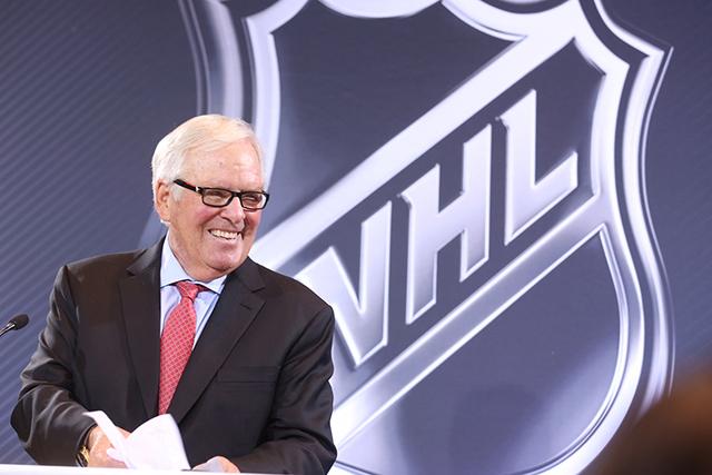 NHL Las Vegas Bill Foley