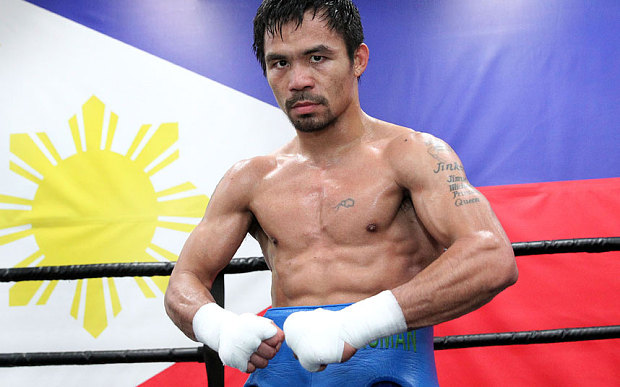 Manny Pacquiao Announces November 5 Fight in Las Vegas, Opponent TBD