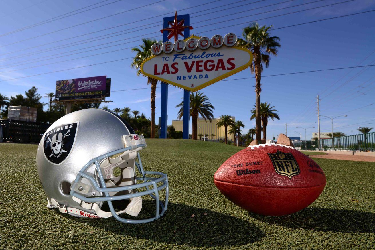 NFL lawyer Oakland Raiders Las Vegas