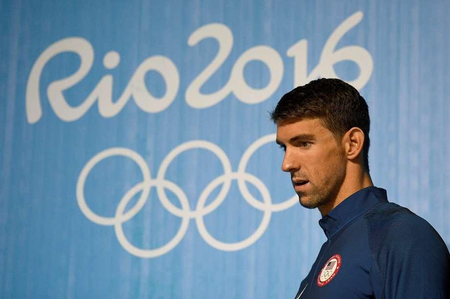 2016 Olympics Michael Phelps sportsbooks odds