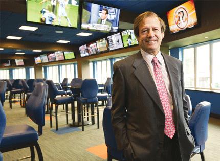 New Jersey sports betting Dennis Drazin