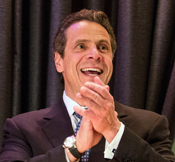daily fantasy sports bills Andrew Cuomo