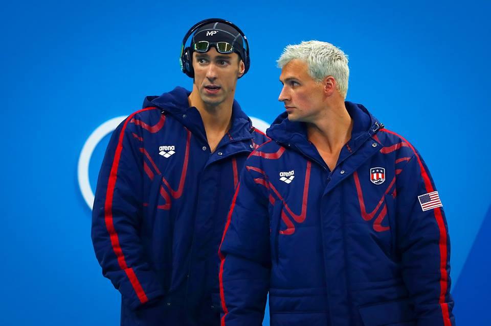 Ryan Lochte robbery Michael Phelps 2016 Olympics